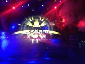 DJ Booth at Octagon