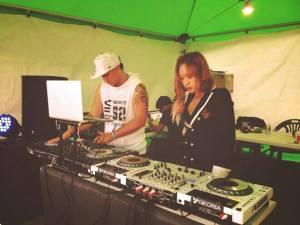 Blaze, WDJ Festival, JC, DJ Korea