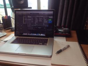 DJ Blaze, Logic Pro