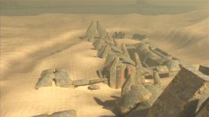 Sand trap Halo