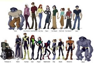 X-Men Evolution 2