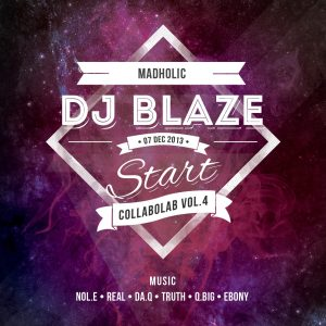 DJ Blaze & Madholic Collaboration