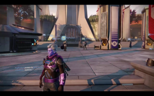 Destiny DJ Rufio Tower