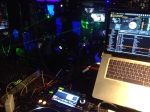 DJ Blaze Bar Fly