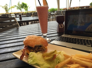 Lunch In Guam