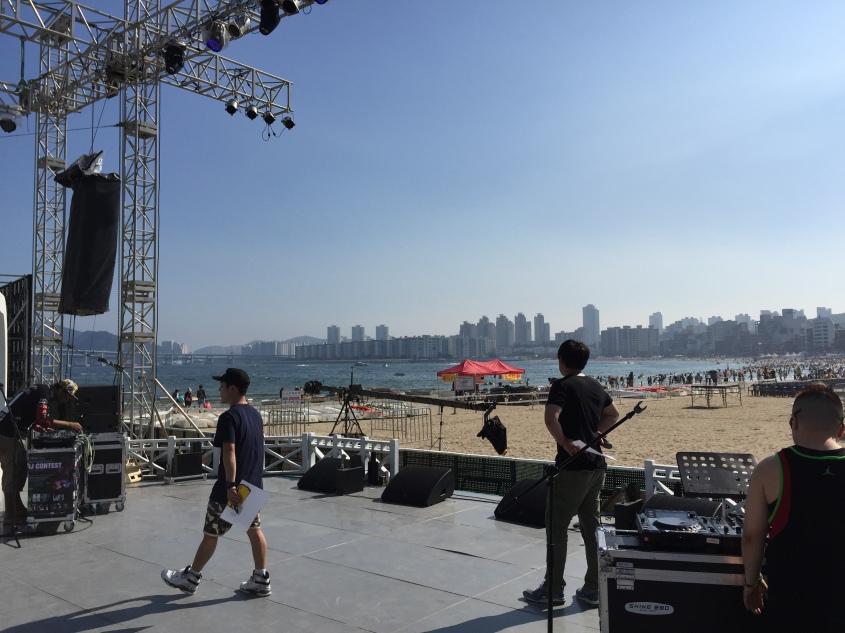 BeFm Stage